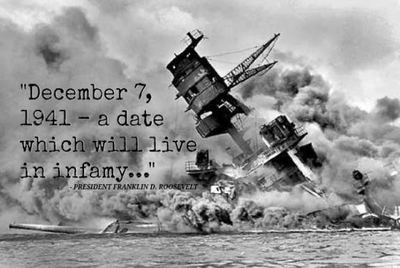 December 7, 1941 photo