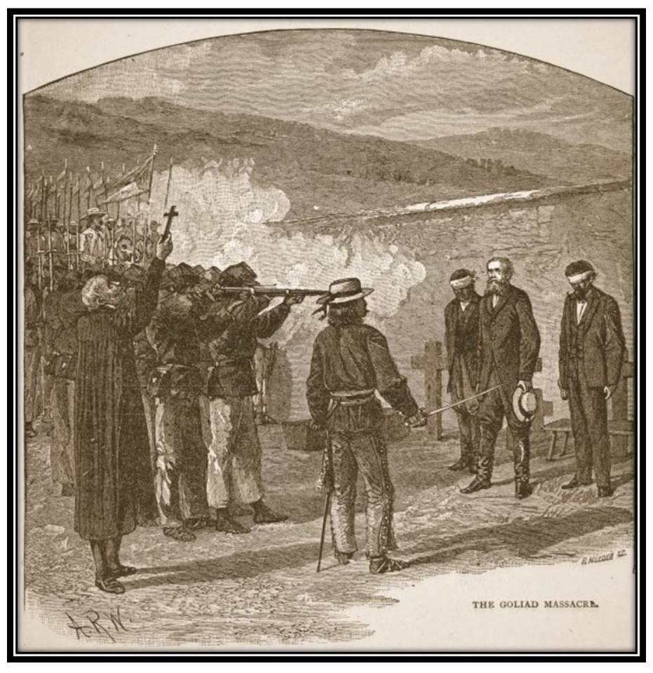 Goliad Execution